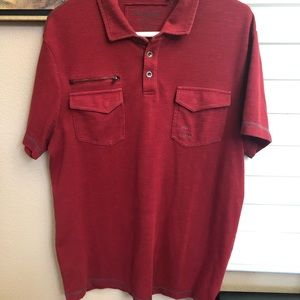 Men's GUESS 1981 Los Angels, XL, Two Chest Pockets